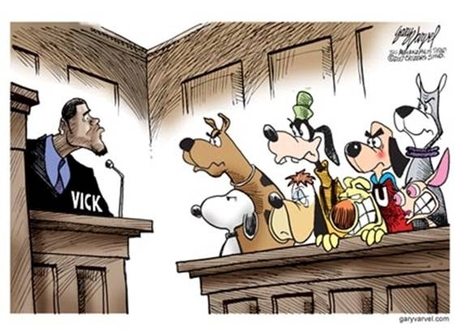 Vick Cartoon