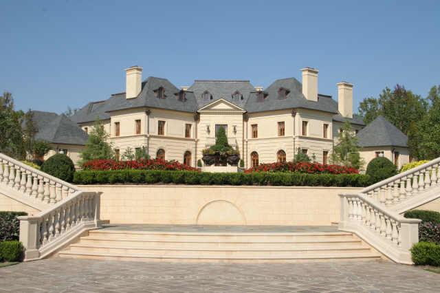 For sale georgia s highest priced home for Reve dream homes