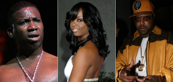 Is gucci mane and Buffy the body dating