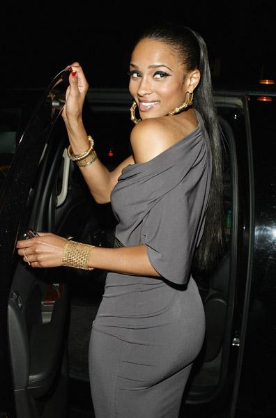Ciara Fashion And Style Ciara Dress