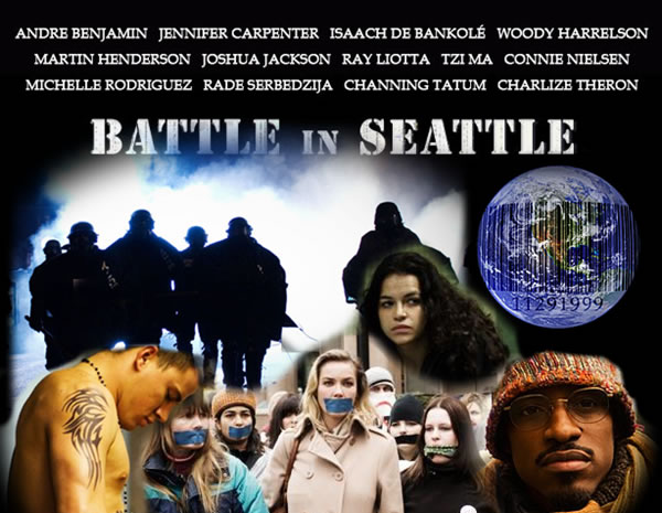 "Andre 3000's Major Movie Role ~ ""Battle in Seattle"" (Video)"