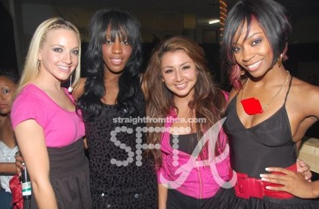 danity kane1 Pre  the Internet, when your movie ended and your VHS popped out, ...