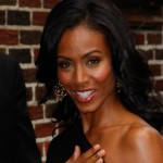 Flix/Video ~ Jada Pinkett-Smith Does Letterman