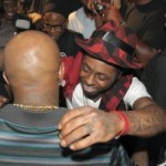 Flix ~ Lil Wayne Gets A Milli…in a briefcase