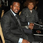Chris Tucker &amp; Mother