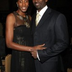 Lisa Leslie &amp; Date