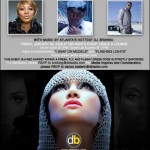 Flix/Video ~ Derek Blanks Website Launch Party for DBlanks.com
