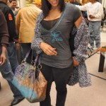 Sheree Whitfield at South Dekalb Mall
