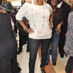 NeNe Leakes at South Dekalb