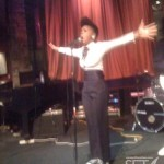 Flix/Video ~ D. Woods & Janelle Monae Perform Live @ Sambuca