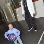 Black Love & Basketball Part Deux ~ Monica, Rocko & Lil Rock Backstage