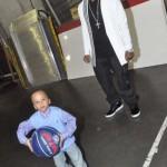 Black Love & Basketball Part Deux ~ Monica, Rocko & Lil Rock Backstage