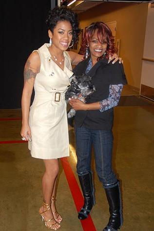 Keyshia Cole & Frankie