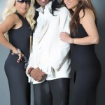 Verdine & his b*tches! SHAFT!