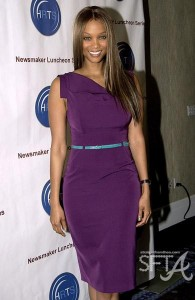 "Tyra @ ""Broadcasting Reality: Show Me The Money!"" Luncheon"