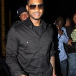 """Usher is an Art Loving """"Monster"""""""