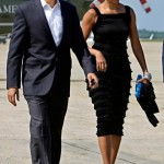Presidential Date Night ~ The Obamas Hit NYC