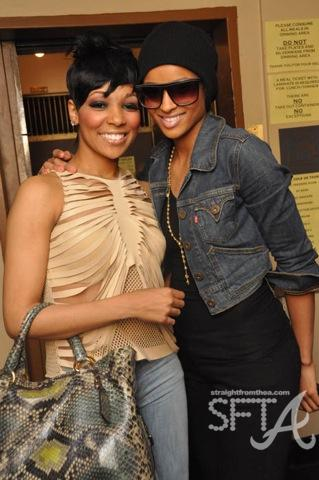 Monica & Ciara