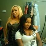 Celebrity Twitpics ~ Tiny & Toya