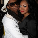 Lil Wayne + Lauren London + Nivea = 2 More Baby Mamas