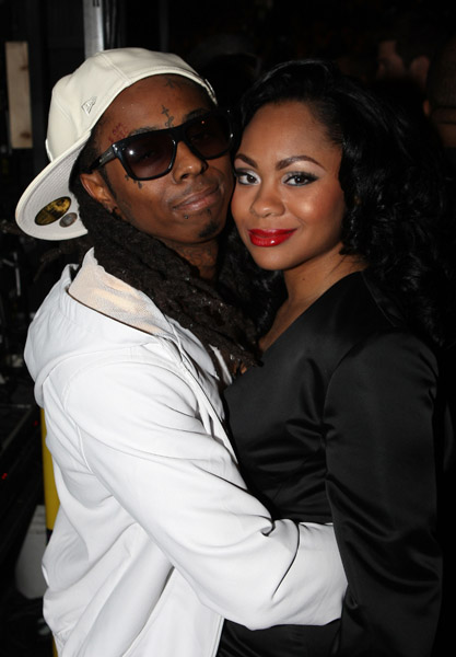 Lil Wayne Nivea Lauren London