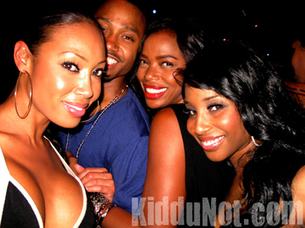 Terrence J, Jill Marie Jones, Necole Bitchie