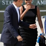 Obama's NYC Date