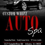 Custom Whipz Auto Spa ~ 678-949-9687