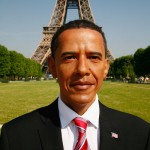 Barack Obama Wax Figure