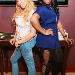 "Flix/Video ~ ""Tiny & Toya"" Private Viewing Party + Full Episode"