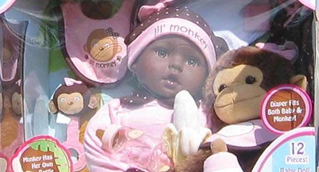 LIl Monkey Doll
