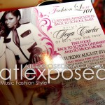 Quick Flix ~ Toya Carter at Fashion Luxe 101 (A SFTA Event)