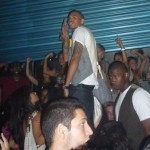 Chris Brown at Club2