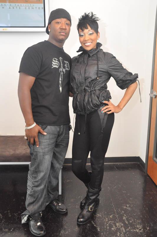 Yung Joc & Monica
