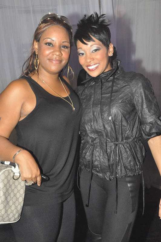 Mia X & Monica