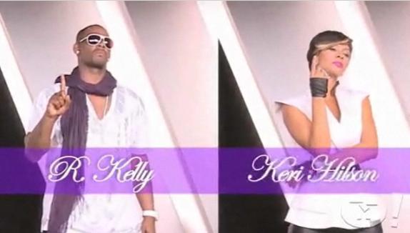R. Kelly & Keri Hilson
