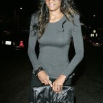 Ciara Leaves Nobu in LA