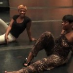 Watch Fantasia & Kandi Twerkin' in the Studio… (VIDEO)