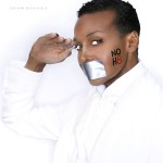 More NOH8 Campaign Flix ~ Dwight Eubanks, Sheree Whitfield & Rasheeda