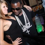 Shawty Lo at Strip Club
