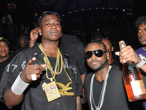 Shawty Lo &amp; Gucci Mane