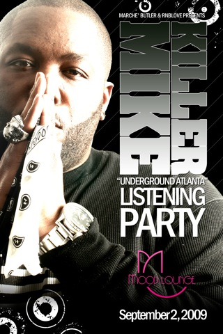 Killer Mike Listening Session