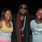 Shawty Lo & His Two 16 year old daughters