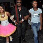 Shawty Lo & Daughters