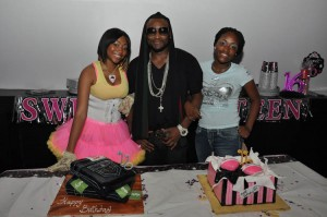 Shawty Lo &amp; Daughters