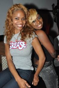 Shavonne & Friend