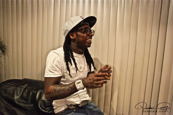 Lil Wayne and his Million Dollar Watch