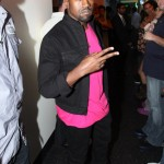 Spotted ~ Kanye West Post VMAs