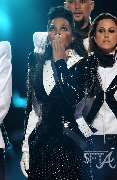 Janet Jackson 2009 VMAs