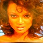 Quick Flix/Video ~ Tyra Banks Reveals Her 'REAL HAIR'